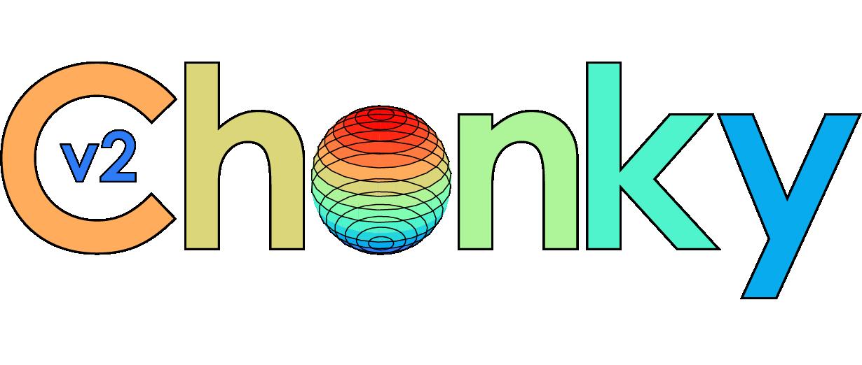 Chonky v2 Logo
